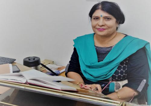 Mrs. Sushma Devi (Superintendent)